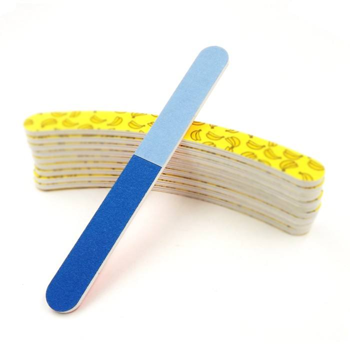 4 way nail file fabrikant voor nail file art