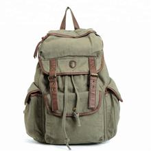 Hot sell vintage Canvas Backpack For Urban Outfitters
