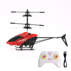 XY-502 Remote Control Aircraft Model Flying Toy RC Induction Helicopter Toy