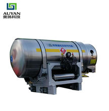500 L-I cryogenic lng storage vehicle tank for truck