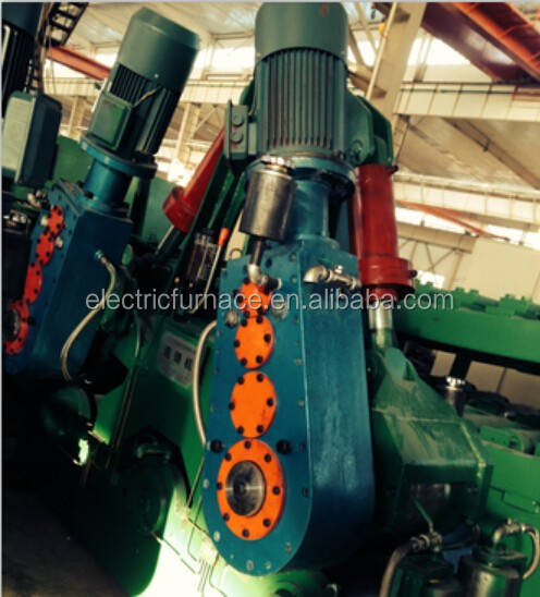 R10 meter steel billet continuous casting machine
