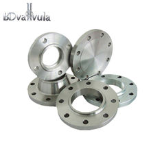 BS 5k stainless steel forged flange be Vietnam Customization
