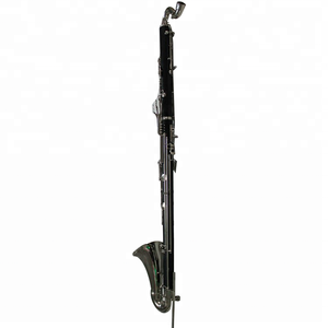 Bass clarinet clarinet eb nickel plated ebonite clarinet