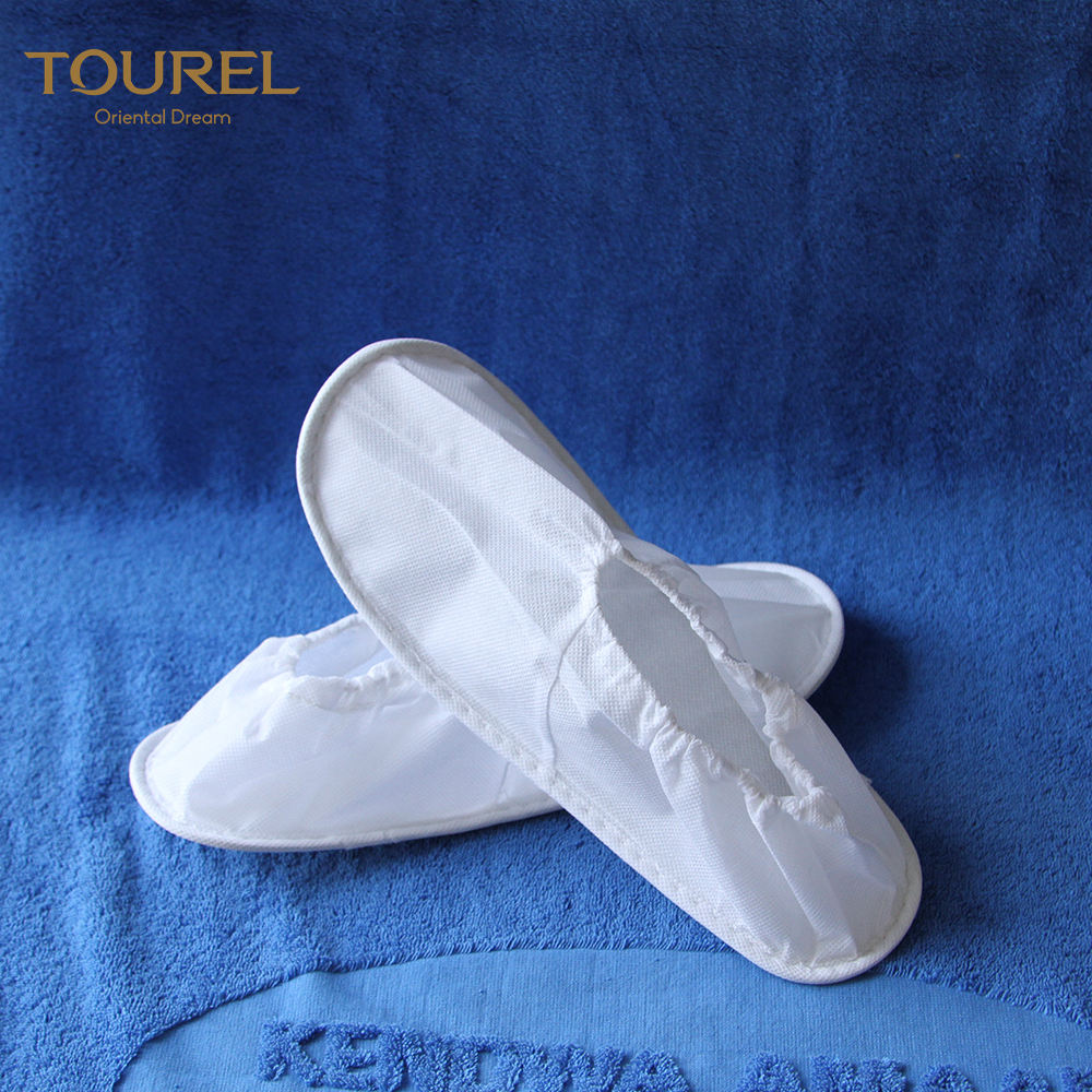 Trend 2020 Disposable Non-woven Hospital Slippers Price List