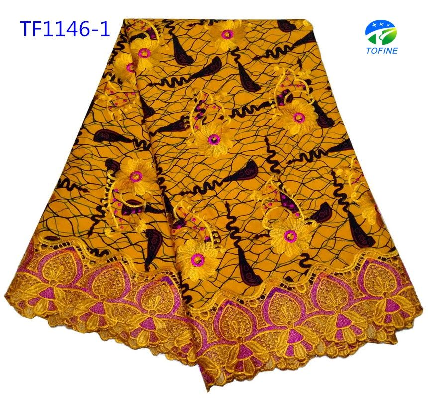 Latest factory 100% cotton ankara fabric african wax print for making party