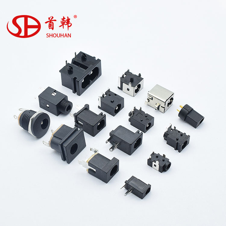 Pcb Socket High Quality DC Charging Socket Pcb Smd Socket Dc Power Socket