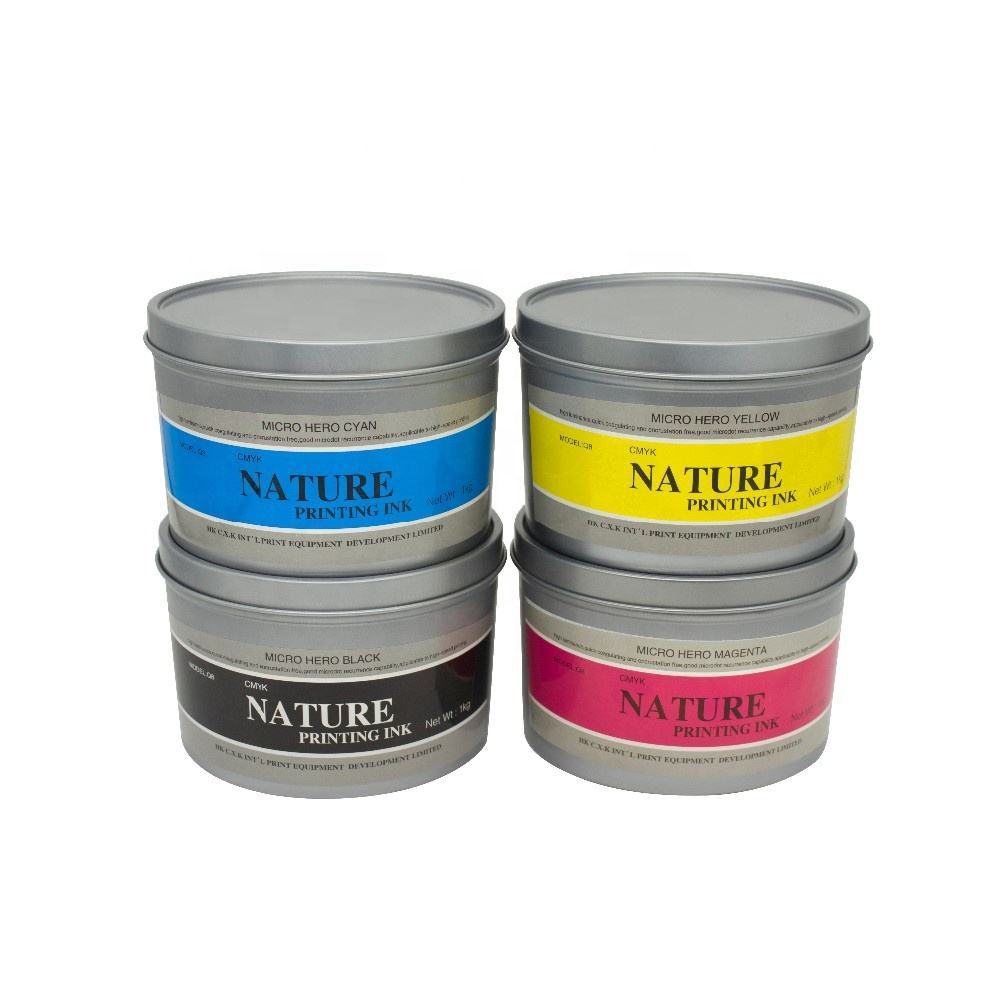 CXK-Yuncai Fast-drying High Concentration Offset Printing Ink