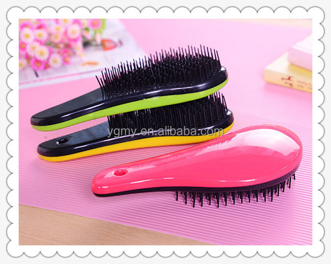 Magie Detangling Griff Tangle Shower Hair Brush Comb Salon Styling Werkzeuge Verwicklung Haar Pinsel Combs Für Haar