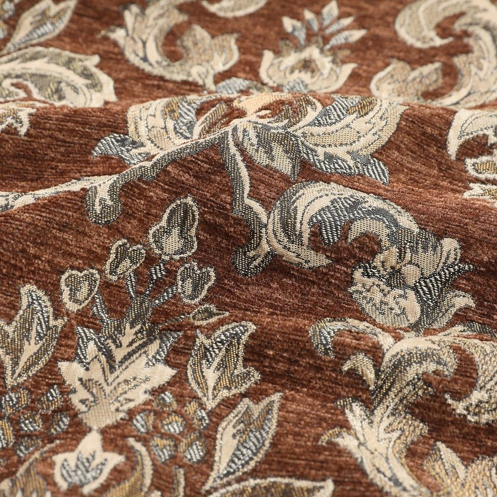 Chenille Jacquard Lining 100% Polyester Fabric Roll