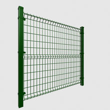 Heavy duty pvc or powder coated garden fence fencing panels