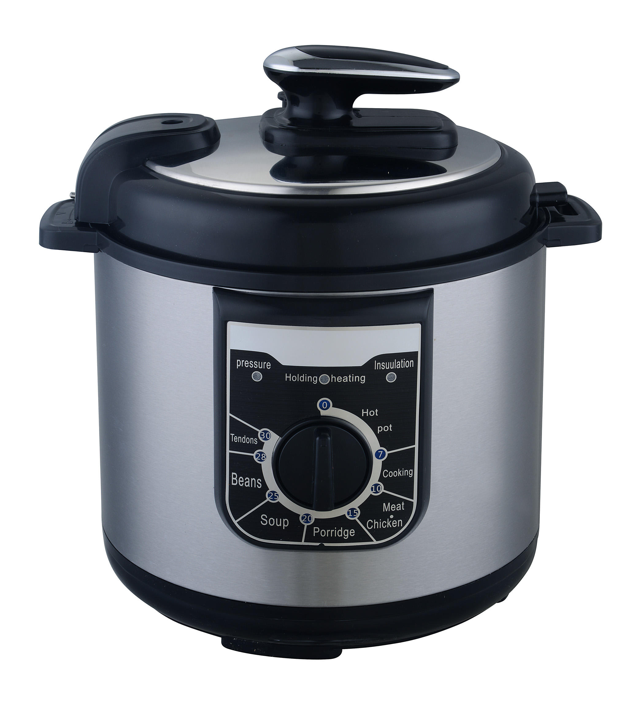 5L Vietnam Pressure Cooker Electric Pressure Cooker Stainless Steel Inner Pot,Programmable Pressure Cooker Factory OEM