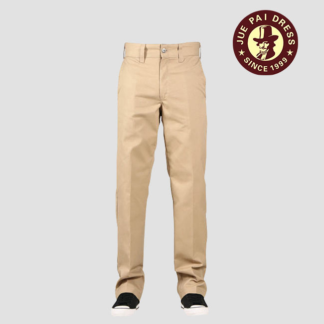 High quality latest customized 6 Pocket Mens Double Knee Work Pants Cotton Workwear Trousers