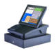Plug and play all in one easy operated cash register machine POS system for retail/ F&B store factory outlet point of sale