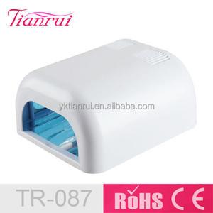 36W white uv gel nail lamp TianRui lamp Nail salon lamp 36W