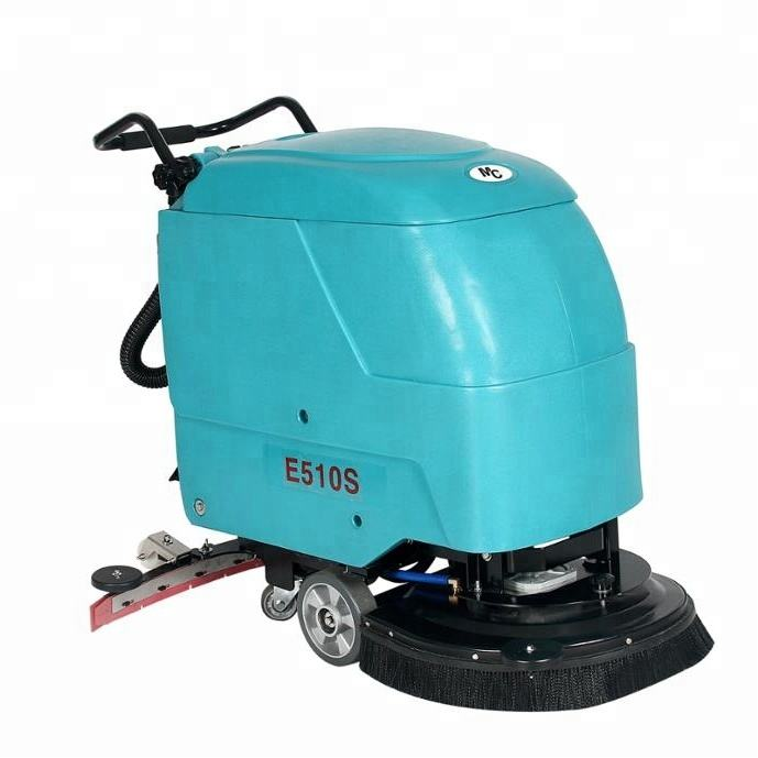 E510S China top brand floor tile washing cleaning machine floor scrubbing machine