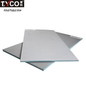 Cheap fire rated structural EPS/ XPS board tile backer panel for wall