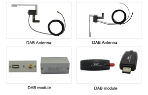 dab radio for car am fm from shenzhen kontec elecatronic company dab radio antenna fm transmitter antenna
