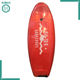 47 INCHES OVAL SHAPE IXPE BODYBOARD WITH SIMPLE PRINTING