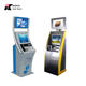China self-service smart payment kiosk supplier A4 scanner kiosk / cash dispensing machine