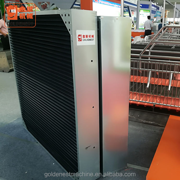 Evaporative Air Cooler Pad and Cooling Pad System for Poultry