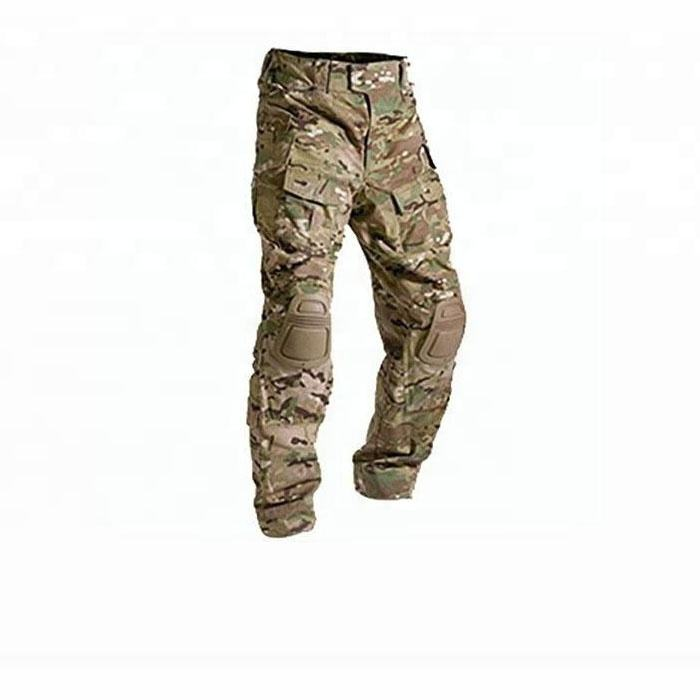 Tactical Pants with EVA foam insert Knee Pads Elbow Pads