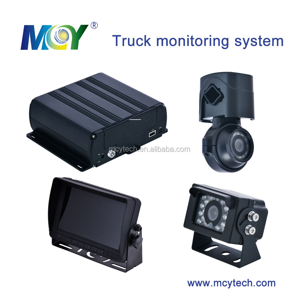 vehicle system 8ch car dvr hd recorder SD card mobile dvr 3g 4g wifi gprs gps mobile dvr
