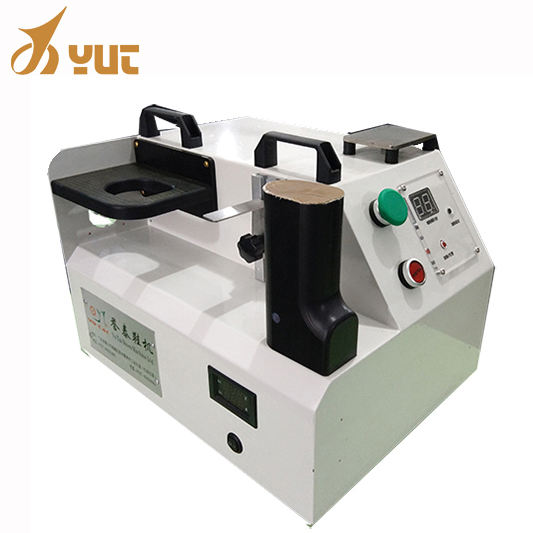 YT-113 INTELLIGENT REPAIRE SHOES HEEL NAIL REMOVING MACHINE FOR FOOTWEAR INDUSTRY