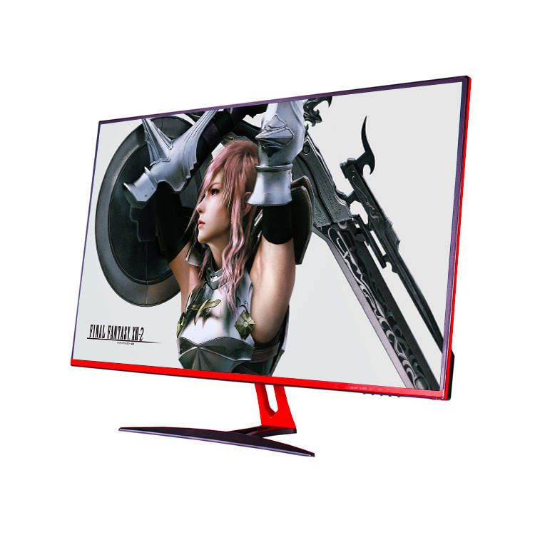 HDR Display 4 k 3840X2160 UHD Resolutie 32 inch IPS panel gaming monitor 12 v DC