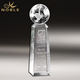 Noble Custom Design Crystal Discovery Globe Trophy Awards