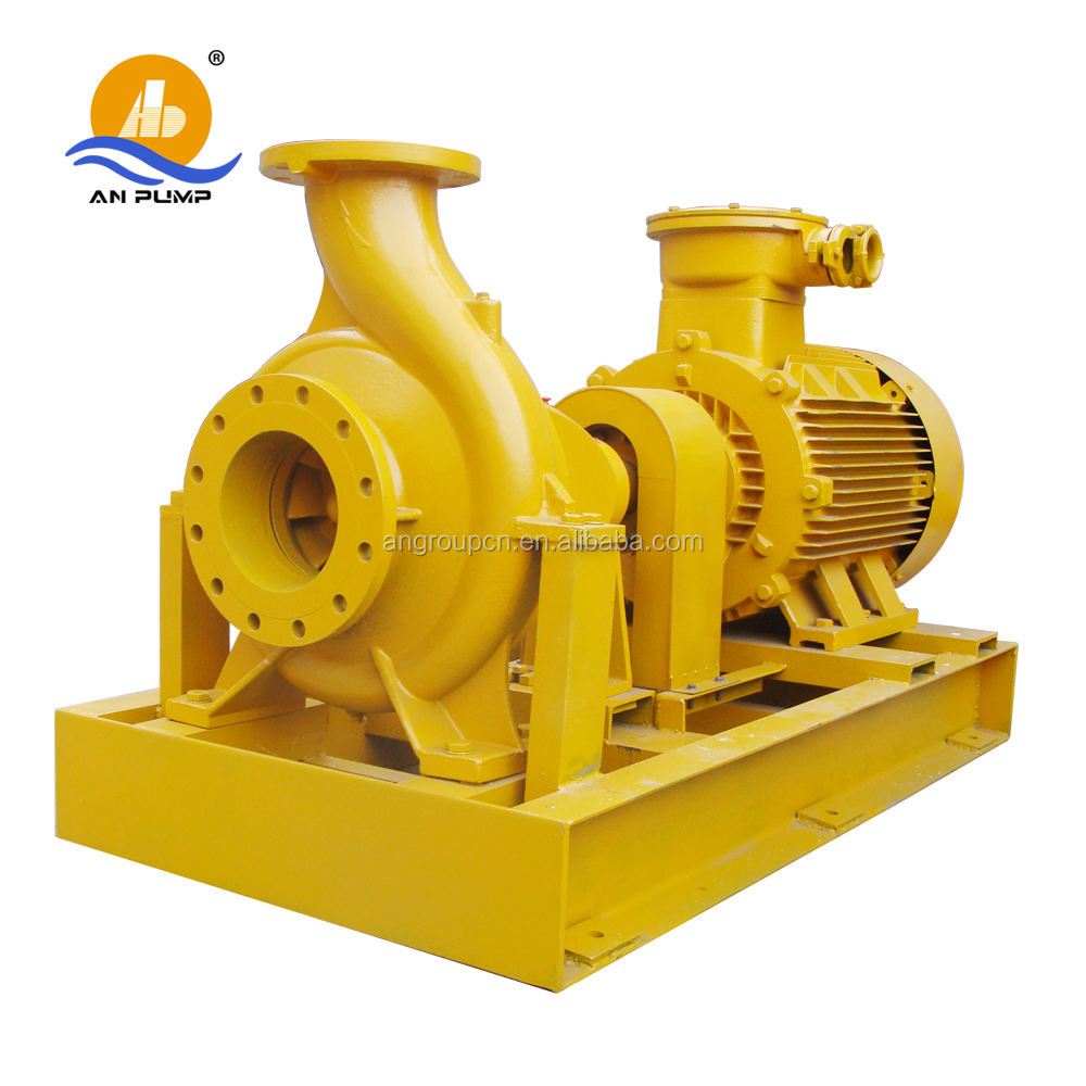high volume horizontal self suction flooded 250mm din24255 end suction water pump