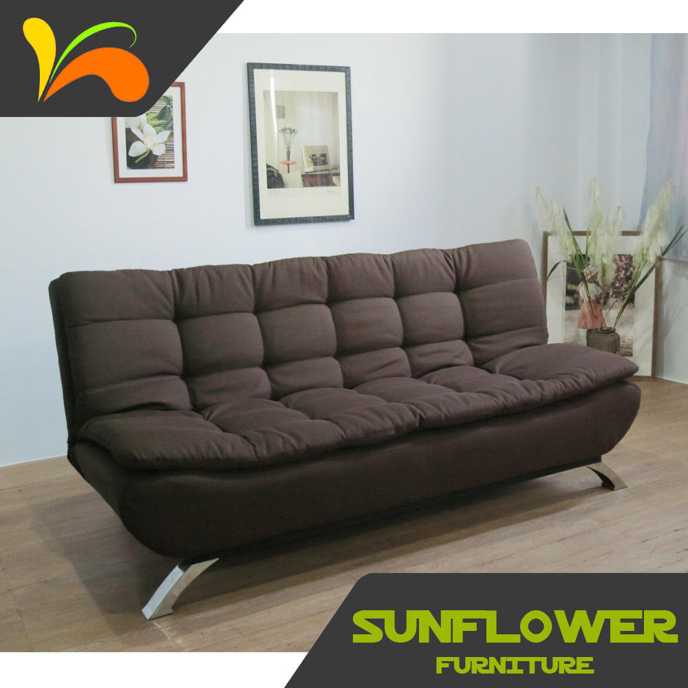 Modern Fabric Sofa Bed/ Sofa Sleeper Home Furniture/ Futon living room furniture