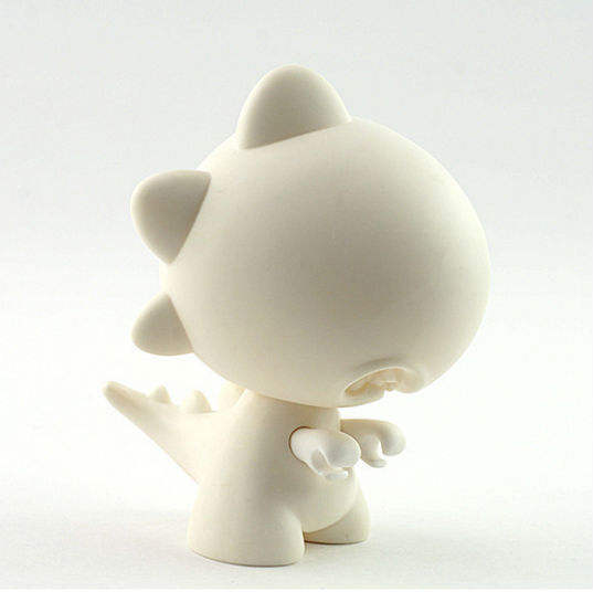 custom making vinyl figure diy toy;OEM DIY blank vinyl toy