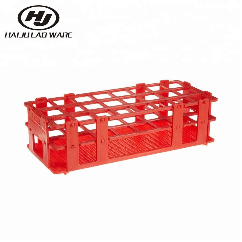 HAIJU LAB Test Tube Rack Plastic For 24 tubes 25mm