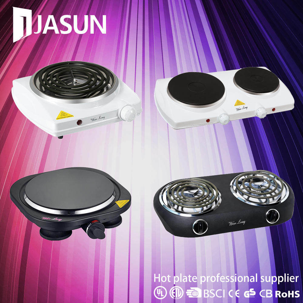 2500W Hot sale Double Cooking electric solidhot plate CE, ETL,RoHS