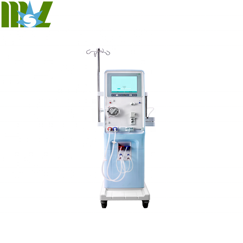 China Medical Hemodialysis Machine Mobile kidney dialysis machine price for sale MSLHM08