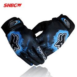 Anti-slip Windproof Riding Full Finger Gloves Bike Bicycle Motorcycle Tactical