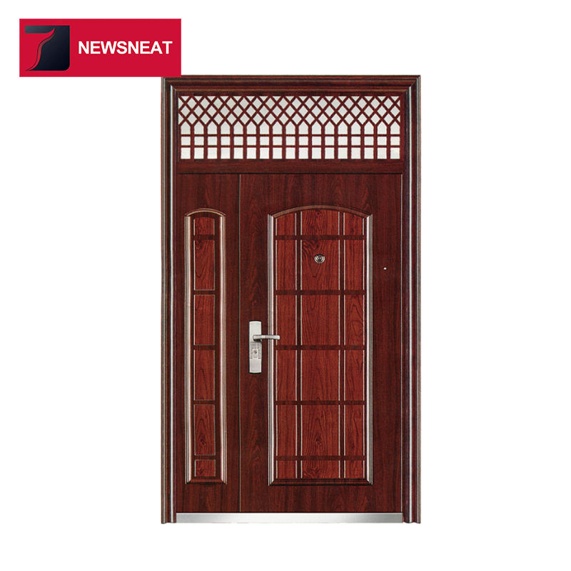 Non-standard burglar security 48 inches exterior stainless steel door