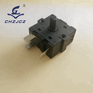 4 극 3 position rotary switch 텔레 메카닉 rotary switch