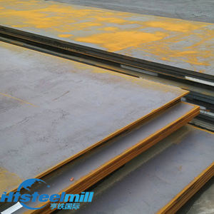 Hot Rolled Mild Carbon Steel Plate s355j2 steel material price
