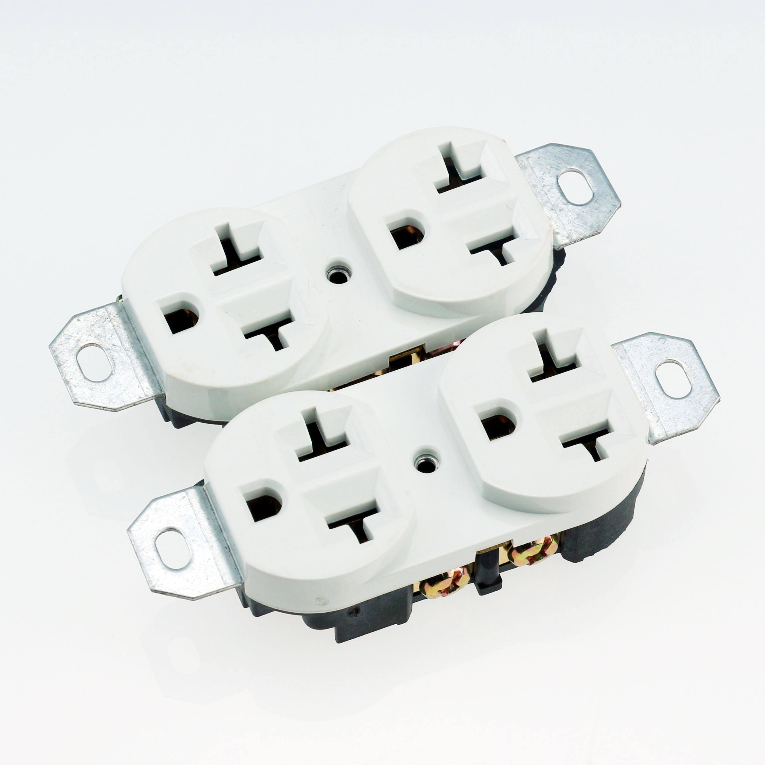 US standard Nema 6-20R receptacle duplex outlet american outlet socket electrical wall socket NTJD20