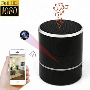 Y8 Luidsprekers Verborgen Camera 1080P Nanny Cam Security Camera Secret Draadloze Systeem Action Bluetooth Speaker Onzichtbare Instant Speelgoed