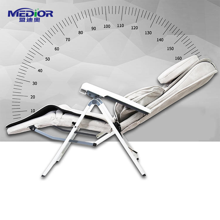 Medior Electric Folding Leather Recliner Massage Sofa Chair