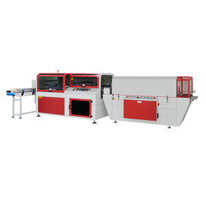 New Model Automatic tissue paper shrink packing machine