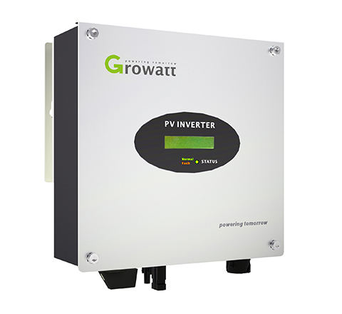 growatt hybrid solar inverter 3kw 5kw 10kw 20kw on grid Solar Inverter
