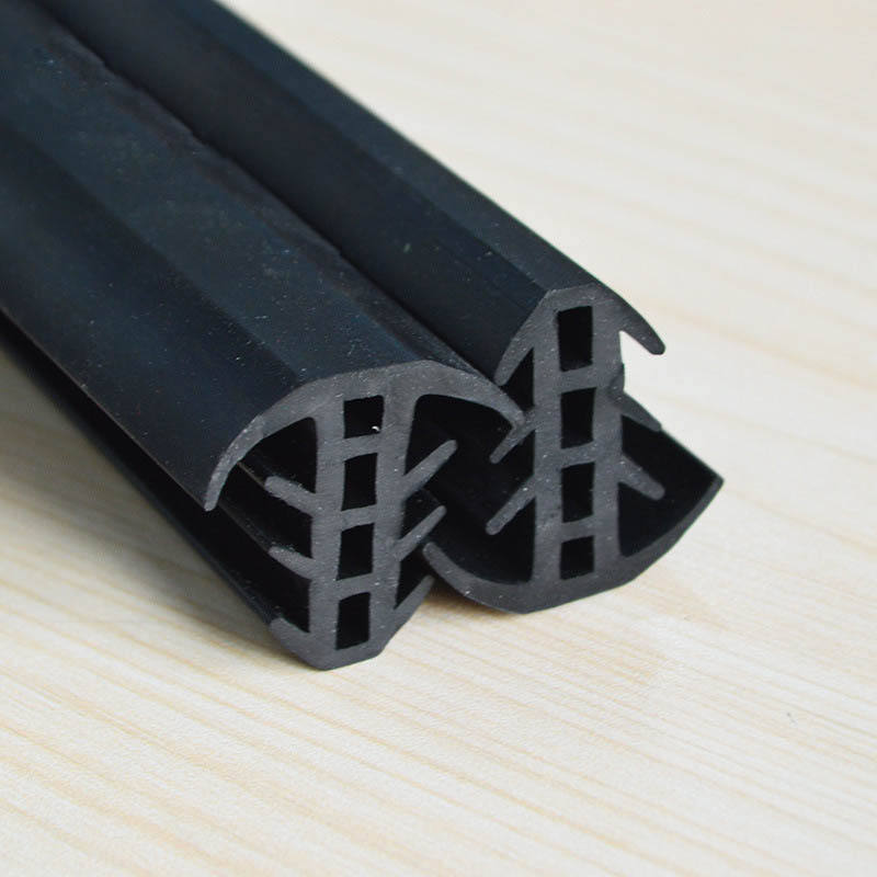 UV resistant rubber seal strip for solar panel water tight anti aging solar rubber