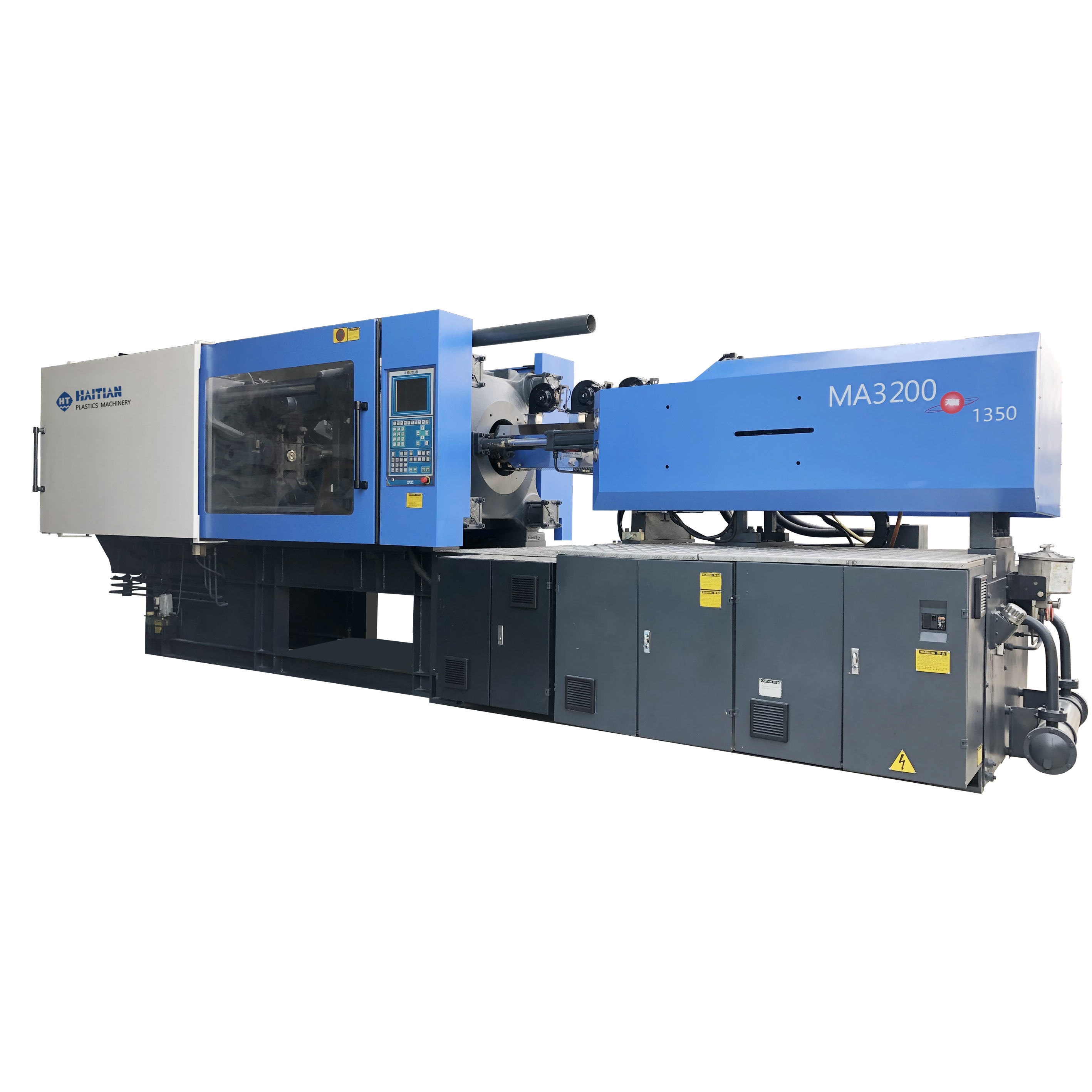 Used 320TONS HAITIAN MA3200 plastic injection molding machine