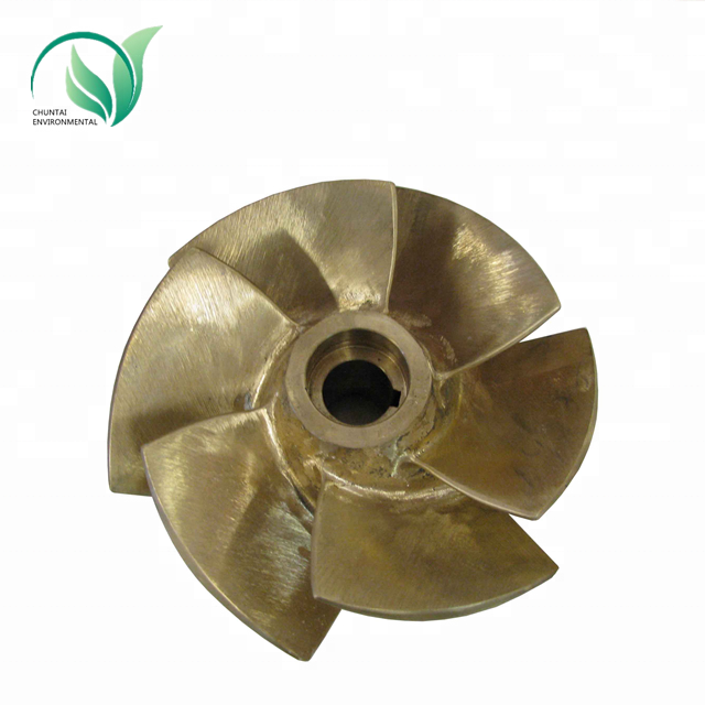 CNC Machining Impeller Centrifugal Pump