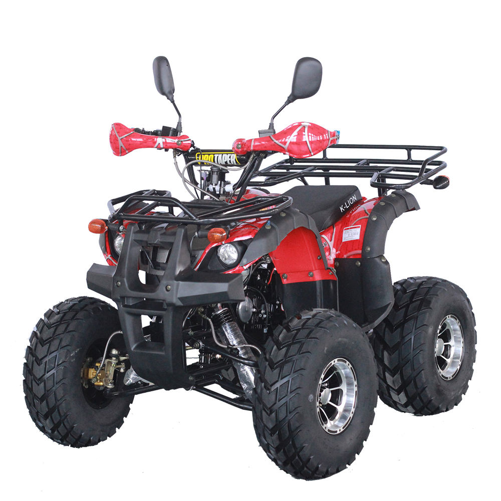 The EPA certification loncin 110cc parts atv four wheel motorcycle bike