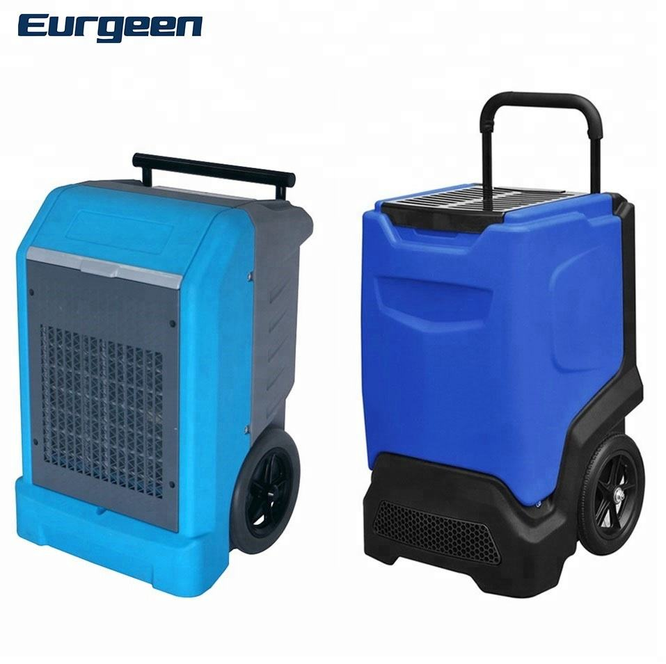 Commercial LGR Rotomoulding Industrial Dehumidifier For Water Damage Restoration