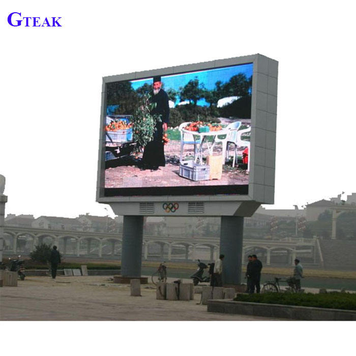 Outdoor Advertising Led Screen Outdoor Advertising Led Screen IP65 Big Outdoor Led Advertising Screen Price